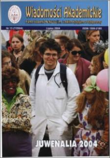Wiadomości Akademickie 2004 nr 13