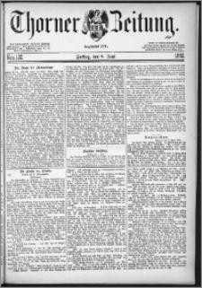 Thorner Zeitung 1882, Nro. 132