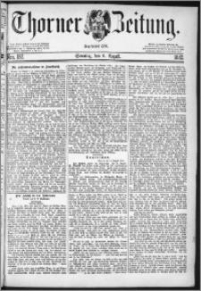 Thorner Zeitung 1882, Nro. 182
