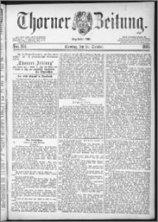 Thorner Zeitung 1882, Nro. 254