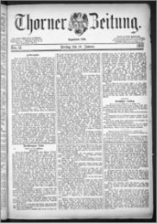 Thorner Zeitung 1883, Nro. 15