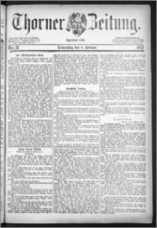 Thorner Zeitung 1883, Nro. 32