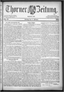 Thorner Zeitung 1883, Nro. 33