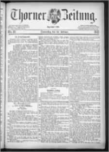 Thorner Zeitung 1883, Nro. 44