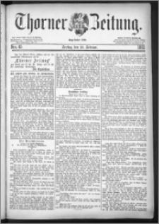 Thorner Zeitung 1883, Nro. 45