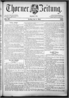 Thorner Zeitung 1883, Nro. 107