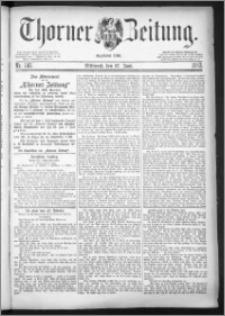 Thorner Zeitung 1883, Nro. 146
