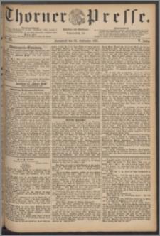 Thorner Presse 1887, Jg. V, Nro. 223