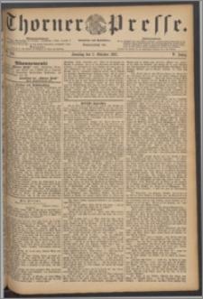Thorner Presse 1887, Jg. V, Nro. 230 + Beilage