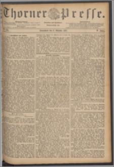 Thorner Presse 1887, Jg. V, Nro. 235
