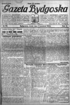 Gazeta Bydgoska 1925.04.01 R.4 nr 75