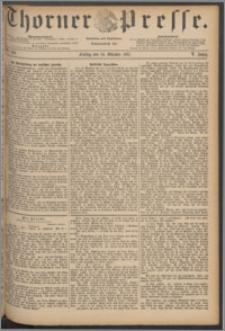 Thorner Presse 1887, Jg. V, Nro. 240