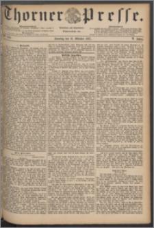 Thorner Presse 1887, Jg. V, Nro. 242