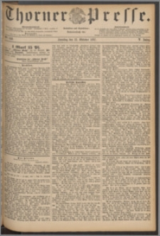 Thorner Presse 1887, Jg. V, Nro. 248 + Beilage