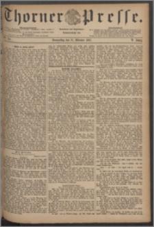 Thorner Presse 1887, Jg. V, Nro. 251