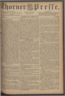 Thorner Presse 1887, Jg. V, Nro. 253