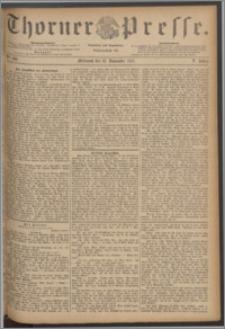 Thorner Presse 1887, Jg. V, Nro. 268