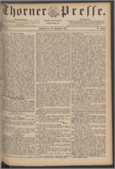 Thorner Presse 1887, Jg. V, Nro. 272