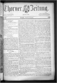 Thorner Zeitung 1883, Nro. 247