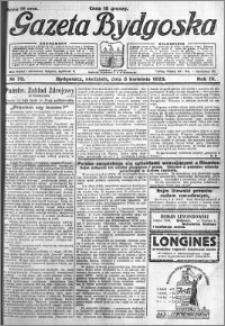 Gazeta Bydgoska 1925.04.05 R.4 nr 79