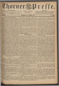 Thorner Presse 1887, Jg. V, Nro. 284 + Beilage