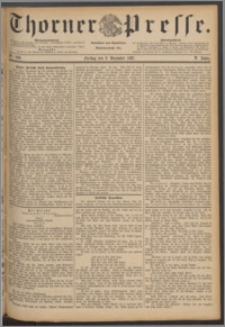 Thorner Presse 1887, Jg. V, Nro. 288