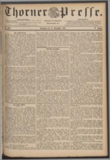Thorner Presse 1887, Jg. V, Nro. 290 + Beilage