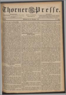 Thorner Presse 1887, Jg. V, Nro. 292