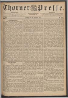 Thorner Presse 1887, Jg. V, Nro. 294