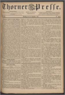 Thorner Presse 1887, Jg. V, Nro. 297 + Beilage