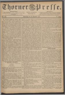 Thorner Presse 1887, Jg. V, Nro. 304