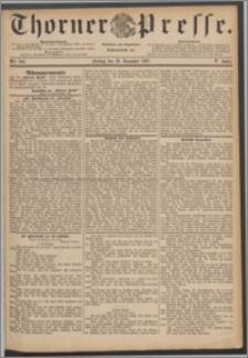 Thorner Presse 1887, Jg. V, Nro. 305