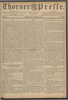 Thorner Presse 1887, Jg. V, Nro. 306