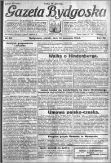 Gazeta Bydgoska 1925.04.10 R.4 nr 83