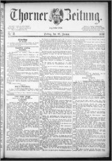 Thorner Zeitung 1884, Nro. 21