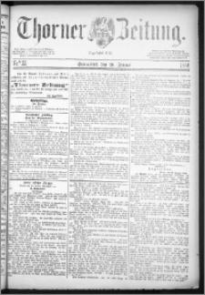Thorner Zeitung 1884, Nro. 22