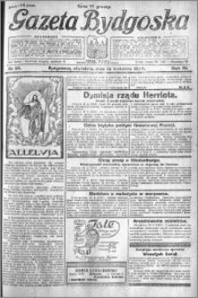Gazeta Bydgoska 1925.04.12 R.4 nr 85