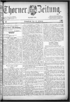 Thorner Zeitung 1884, Nro. 46