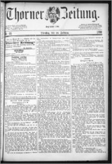 Thorner Zeitung 1884, Nro. 48