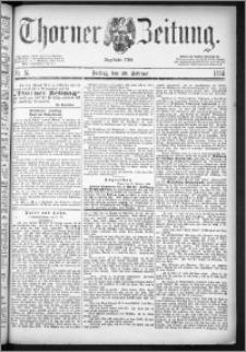 Thorner Zeitung 1884, Nro. 51