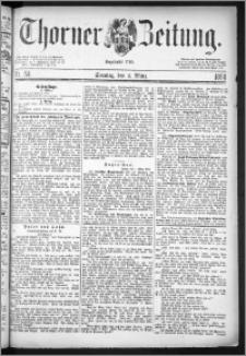 Thorner Zeitung 1884, Nro. 53