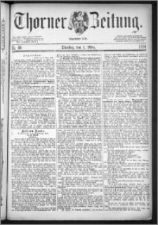 Thorner Zeitung 1884, Nro. 60