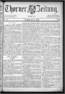 Thorner Zeitung 1884, Nro. 61