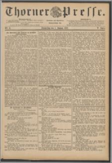 Thorner Presse 1888, Jg. VI, Nro. 4