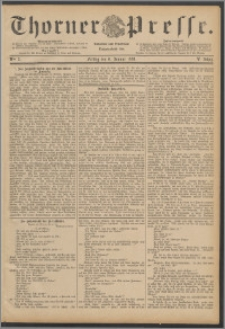 Thorner Presse 1888, Jg. VI, Nro. 5