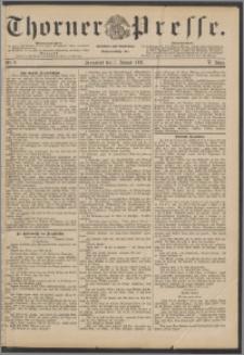 Thorner Presse 1888, Jg. VI, Nro. 6