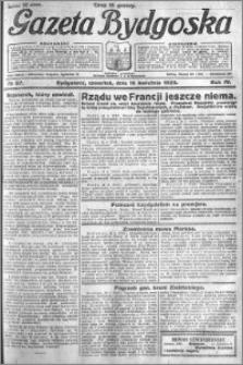 Gazeta Bydgoska 1925.04.16 R.4 nr 87