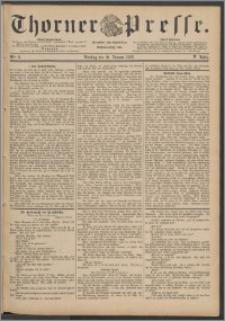 Thorner Presse 1888, Jg. VI, Nro. 8