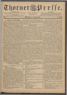 Thorner Presse 1888, Jg. VI, Nro. 9
