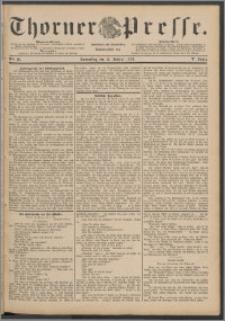 Thorner Presse 1888, Jg. VI, Nro. 10